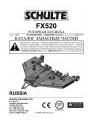SCHULTE FX520